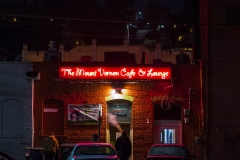 The Mount Vernon Cafe and Lounge